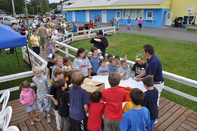 EVENT: Free Lake Day Events – August 3, 2013