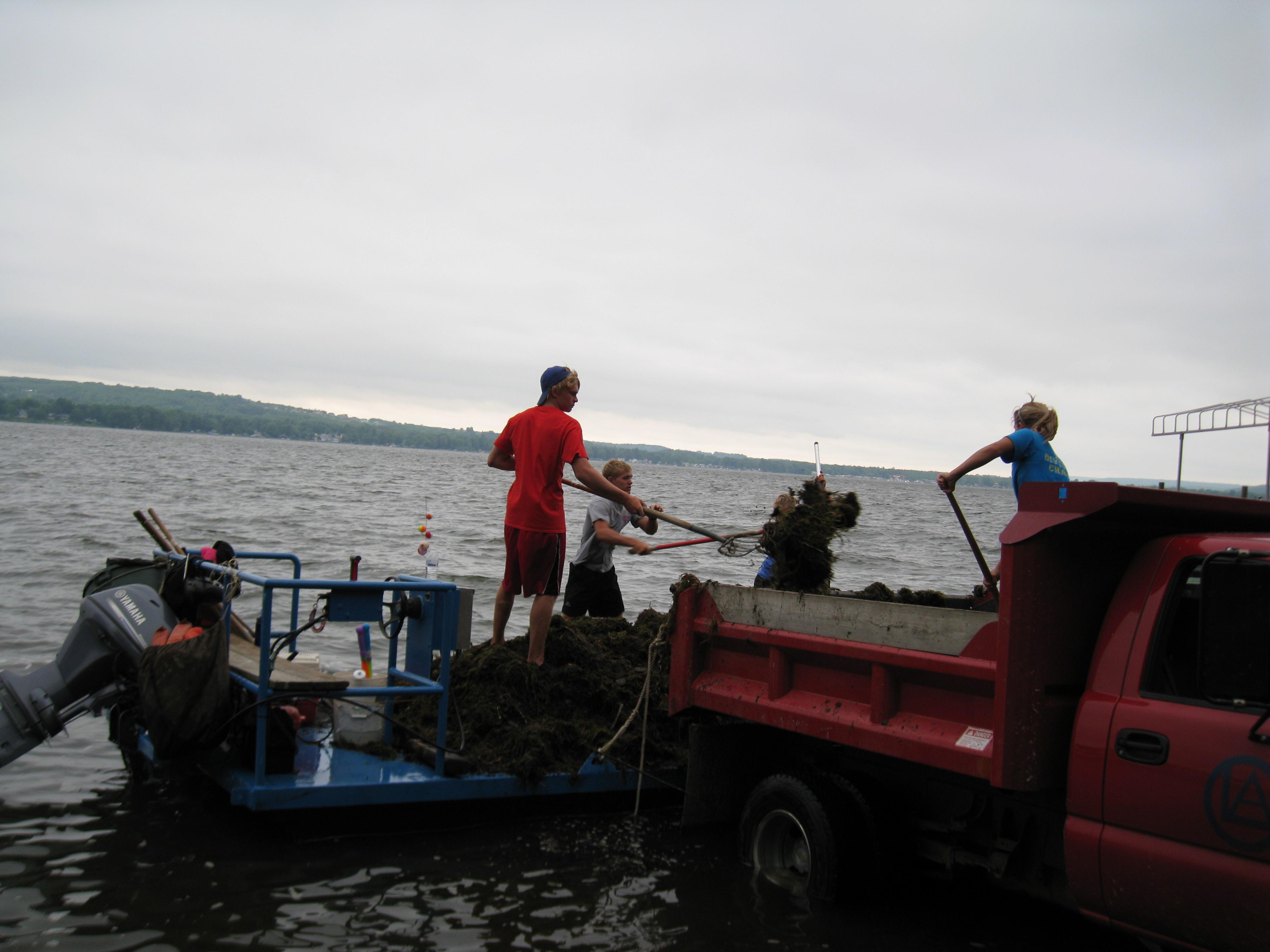 Chautauqua Lake Association Ends Summer Harvest Season