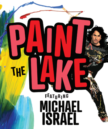 Paint the Lake featuring Michael Israel