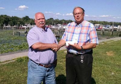 CLFA Donates $7,000 to CLA