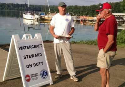 2016 CLA Boat Steward Program Recap
