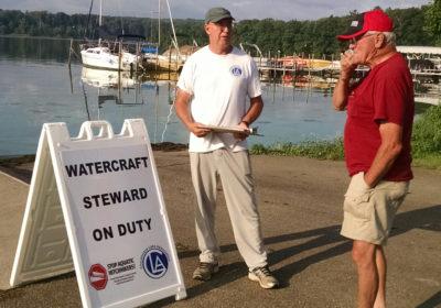 2016 CLA Boat Steward Program Recap