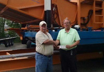 CLFA Donates $5,000 to the CLA