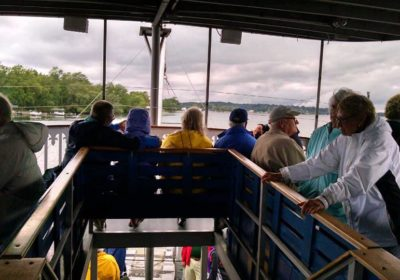 Tour Chautauqua Lake… All Aboard!