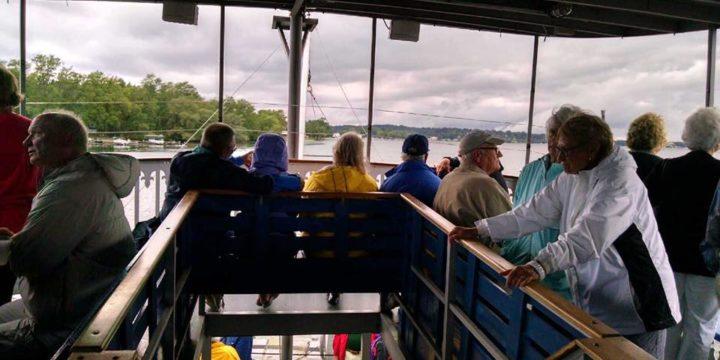 Tour Chautauqua Lake… All Aboard!