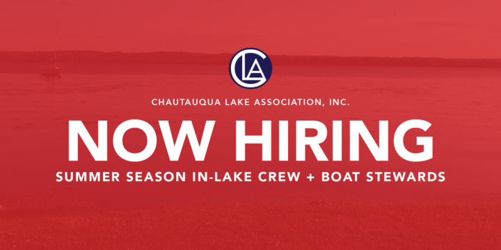 2020 Employment Opportunity: Boat Stewards
