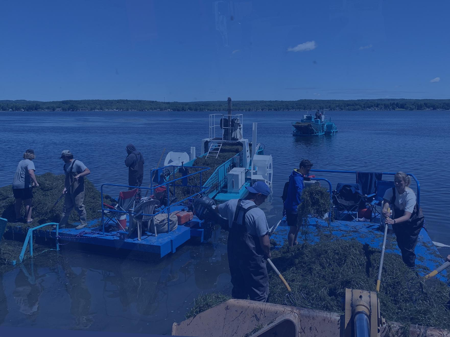 Stewards of Chautauqua Lake