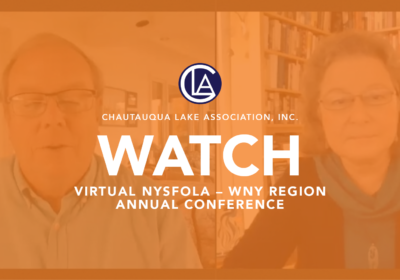 WATCH: Virtual NYSFOLA – WNY Region Annual Conference