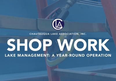 The Chautauqua Lake Association is a Year-Round Operation
