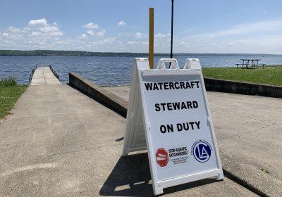 CLA's Watercraft Steward Program Sees An Increase In Regional Lake Activity in 2020