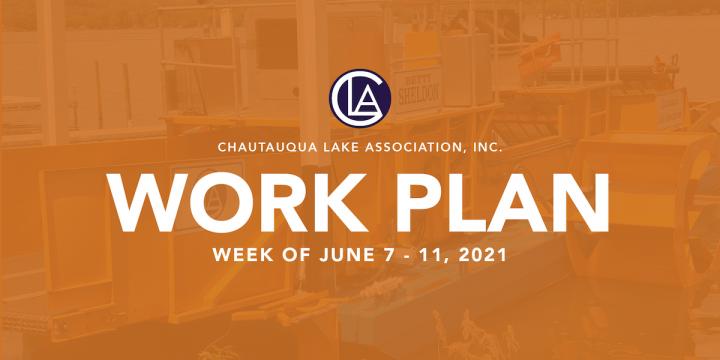 Work Plan: June 7 – 11
