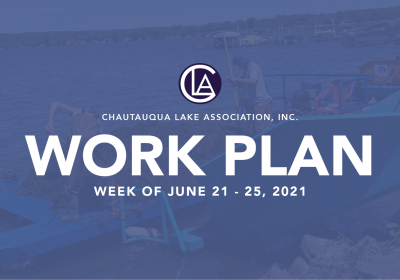 Work Plan: June 21 – 25